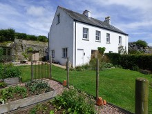 Period semi-detached cottage is situated in an enviable location...